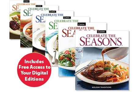 cuisine celebrate the seasons